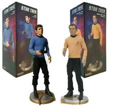 NEW 2004 SIDESHOW STAR TREK 1/4 SCALE KIRK AND SPOCK STATUE SET LIMITED ED. 1000
