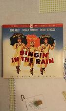 COLONNA  SONORA - SINGIN' IN THE RAIN  - DOPPIO  CD