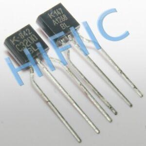 1Pairs/5Pairs KTA1268-BL KTC3200-BL (A1268 C3200) Transistor TO92
