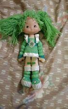 "Vintage Rainbow Brite Patty O'Green Doll 12"" Hallmark"