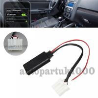 Wireless Bluetooth Interface Adapter AUX Audio Cable For Mazda M6 M3 RX8 MX5
