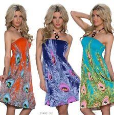 Markenlose Normalgröße Damenkleider aus Polybaumwolle