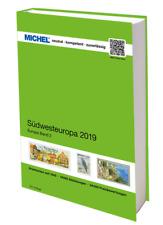 Catalogus Michel Zuidwest Europa  2019 deel 2 - Geen verzendkosten binnen NL