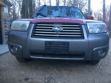 2006 2007 2008 Subaru Forester Grill Grille Front OEM USED