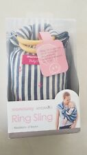 Mamaway Vintage Check Baby Ring Sling, Brand New $75.00 Unwanted Gift