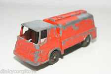 TOOTSIETOY TOOTSIE TOY TANKER TANK TRUCK RED GOOD CONDITION