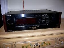 Sony Vintage preamp TA-E1000ESD Digital Processing Control Amplifier