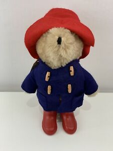 "Vintage 14"" Paddington Bear Eden Toy Darkest Peru to London 1975"