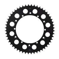Primary Drive Rear Steel Sprocket 52 Tooth for Yamaha YZ125 1983-1998