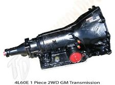 4L60E GM Chevy GMC Transmission Stage 1 2wd No Core 2 Yr Warranty 1993 - 1997