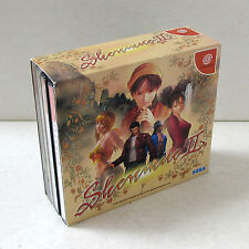 SHENMUE Ⅱ limited Edition Dreamcast Japan Import DC G235 Tested