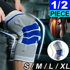 Full Knee Support Brace Knee Protector Medial & Patella Knee Support Strap