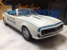 Exact Detail 1/18 1967 Chevy Camaro RS/SS396 Indy Pace Car. Item WCC214