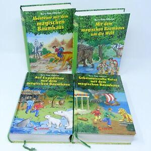 DAS MAGISCHE BAUMHAUS 1 2 3 4 5 6 7 8 9 10 11 12 13 14 15 19 Sammelband 4x Buch