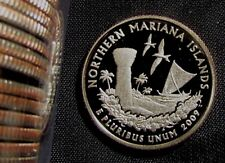 2009-S San Francisco Mint Territorial Quater Northern Mariana Islands Proof