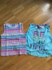 Mädchen Set Aus 2 T-Shirt Gr.110 Bunt Von Topolino Ect. Guter Zustand!!!