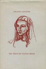 Amanda Schäfer, el corazón d Carissa Betun, heroína a yugoslavia, lino Zorn 1966