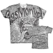 Officially Licensed Merchandise Gas Monkey Garage Allover T-Shirt  S-XXL Sizes