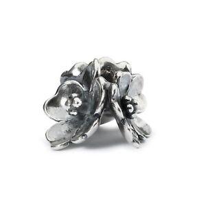 TROLLBEADS Bead in Argento Fior di Melo TAGBE-40086