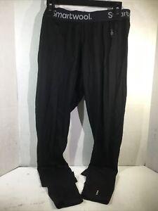 Smartwool Womens Merino 150 Baselayer Bottoms Black Size XS ZP-7350
