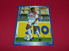 OUMAR DIENG LILLE OSC LOSC DOGUES PSG  PANINI FOOTBALL CARD 1994-1995