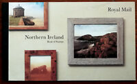 Royal Mail. The Nature Of Northern Ireland Book Of Stamps - Stamps Removed