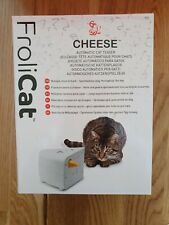 PetSafe FroliCat Cheese Cat Toy New