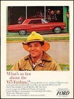 1957 Ford Fairlane Town Sedan Factory Photo Ref. # 42567