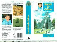 (VHS) Erich von Däniken - Botschaft der Götter - Dokumentarspielfilm (1976)