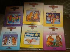 Teddy Ruxpin Lot Of 6 Books 1980's