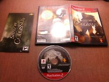 Sony PlayStation 2 PS2 CIB Complete Tested Shadow of the Colossus Ships Fast