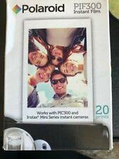 Polaroid Pif300 Instant Film 2 Pack 20 Prints Each