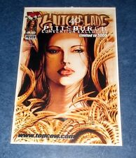 WITCHBLADE #40 convention exclusive variant preview PITTSBURGH TOP COW COMIC NM