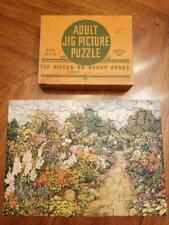 """Vintage JIGSAW PUZZLE """"The Quiet Pathway"""" 150 Piece Complete-Whitman"""
