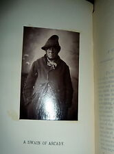 1887 Rural Life in England by Augustus Jessopp, with Albumen Photo of Author
