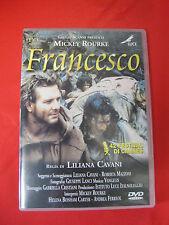 """FILM IN DVD - """"FRANCESCO"""" - Biografico, Italia 1989"""