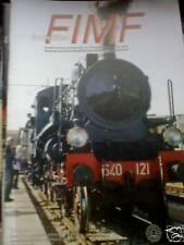 Bollettino FIMF treni 2003 254 Locomotiva E 428.133