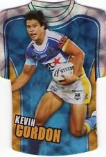 2009 NRL Select Classic Die Cut GOLD COAST TITANS KEVIN GORDON JDC30 CARD