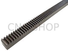 600mm length MOD 1.0 STEEL RACK CNC MACHINE ROUTER MILL PLASMA PINION DIY KIT