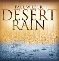 Paul Wilbur - Desert Rain [New CD]