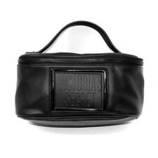 Victoria's Secret Embossed Faux Leather Dopp Cosmetic Bag