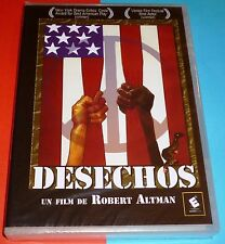 DESECHOS / STREAMERS Robert Altman - Precintada