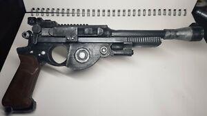 Mandalorian blaster pistol 3d Printed Hand painted cosplay