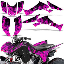 Honda TRX300EX ATV Graphics Kit Quad Decal Sticker Wrap TRX 300 EX 07-12 ICE PNK