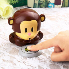 Quick Blow Finger Dryer Monkey Shaped Nail Tools Cute Nail Art Drying Machiney