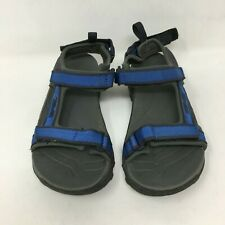 TEVA Tanza Children's Sandal in Color: Blue Size:  1 US