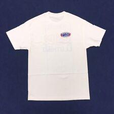 Fourstar Hot Rod Sample Men's White Tshirt - Large SRP £24.99