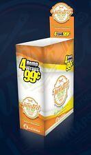 Full Box 15x Packs ( Twisted Hemp Wrap Wraps Endless Summer Mango / Pineapple )