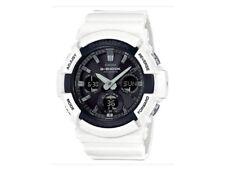 New Casio G-Shock GAS100B-7  Ana-Digital Tough Solar White and Black Watch
