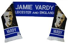 Jamie Vardy - Leicester City and England Scarf